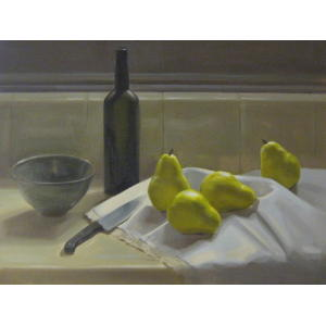 Pears, SOLD
